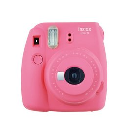 FujiFilm Instax Mini 9 appareil photo instante -  rose