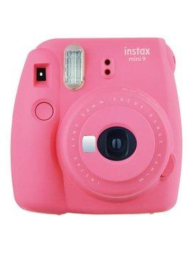 FujiFilm Instax Mini 9 Instant Camera - Pink