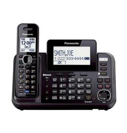 Panasonic KXTG2711B 1 handset 2 lignes Téléphone sans fil