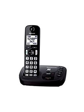 Panasonic KXTGD220C 1 handset cordless phone with answering system
