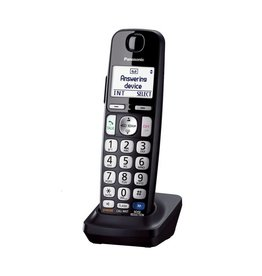 Panasonic KXTGEA20BD Additional Cordless Handset for TGE210/230/240/260/270 series