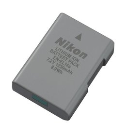 Nikon EN-EL14A Pile Rechargeable Li-Ion pour sélect appareil photo Nikon