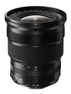 FujiFilm Fujinon Lens XF 10-24mm F4.0  R  O.I.S