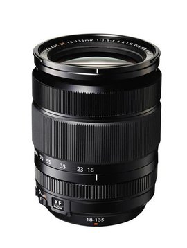 FujiFilm Fujinon Lens XF 18-135mm F3.5 ~ 5.6  R  LM  O.I.S  WR