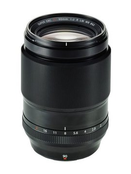 FujiFilm Fujinon Lens XF 90mm F2  R LM WR