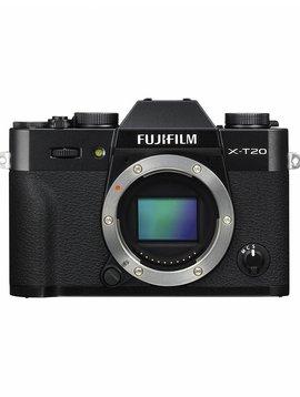FujiFilm X-T20 Mirrorless Digital Camera -Body Only - Black