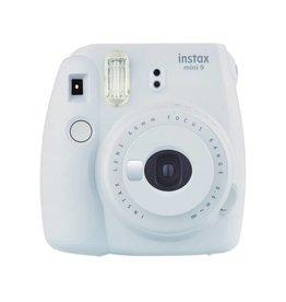 FujiFilm Instax Mini 9 appareil photo instante -   blanc fumé
