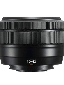 FujiFilm Fujinon Lens XC15-45mm F3.5 ~ 5.6 OIS PZ Black