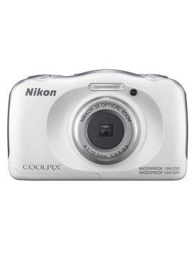 Nikon COOLPIX W100 appareil photo numérique-Blanc