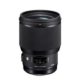 Sigma 85mm f/1.4 DG HSM Art objectif pour Canon EF