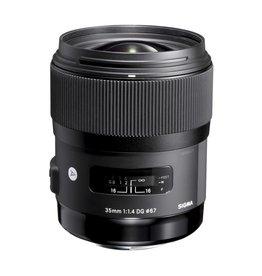 Sigma 35mm F1.4 DG HSM Art Lens for Nikon