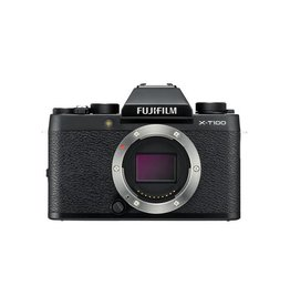 FujiFilm X-T100 Mirrorless Camera Body Black