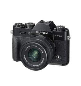 FujiFilm X-T20 Mirrorless camera Kit avec XC 15-45mm objectif - Noir