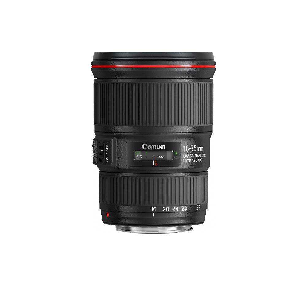Canon EF 16-35mm f/4L IS USM Objectif