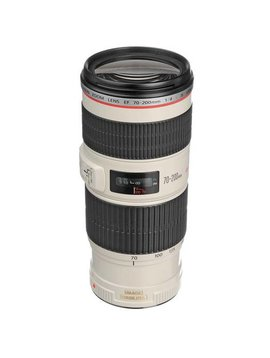 Canon EF 70-200mm f/4L IS USM Objectif