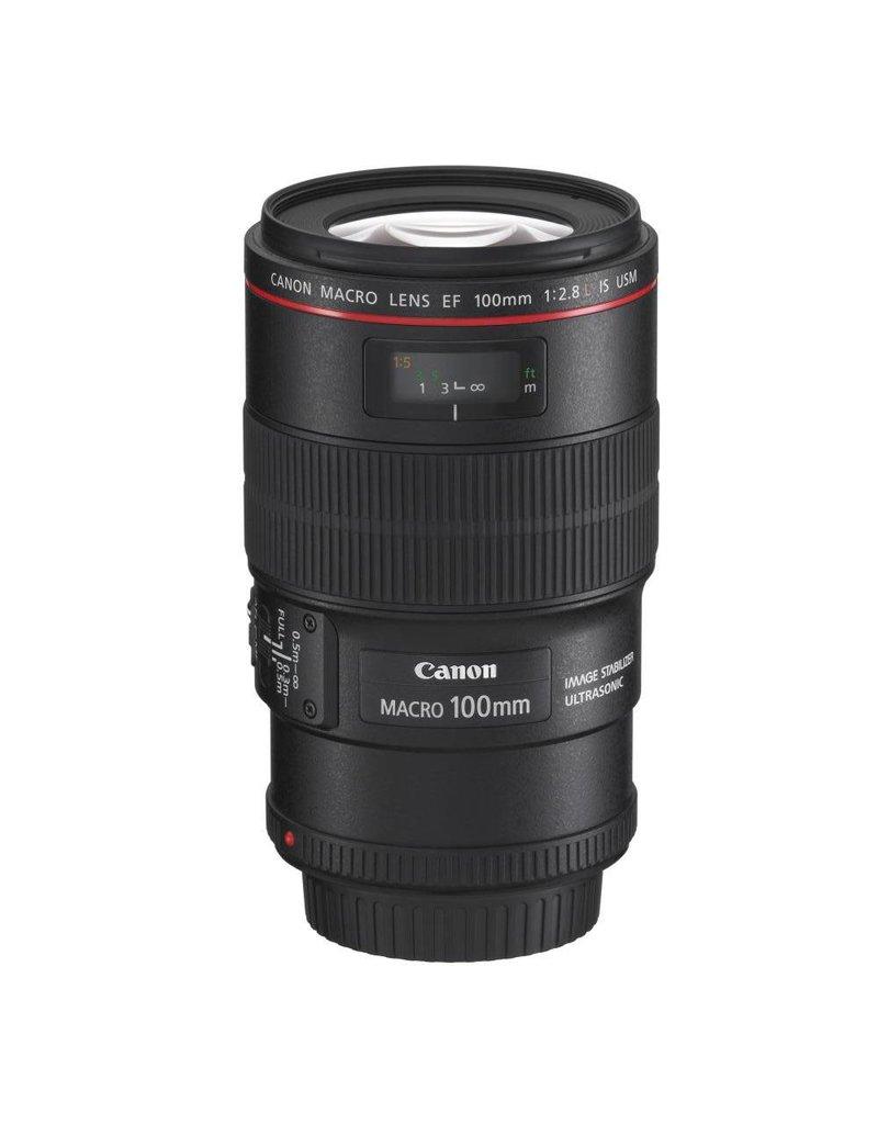 Canon EF 100mm F2.8L IS Macro Lens