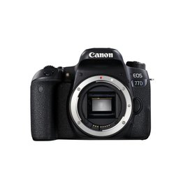 Canon EOS 77D DSLR Camera - Body Only