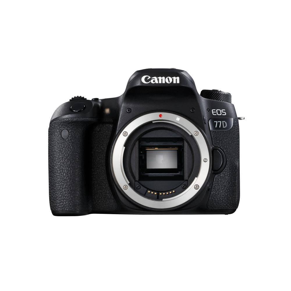 Canon EOS 77D DSLR Camera - Body Only