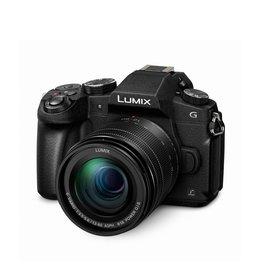 Panasonic LUMIX DMC-G85MK mirrorless camera - Black