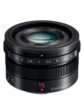 Panasonic H-X015 Leica DG Summilux Single Focal Length Lens