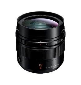 Panasonic HX012 Leica DG Summilux 12mm f/1.4 ASPH. Lens