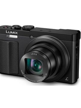 Panasonic LUMIX DMC-ZS50K 30X Travel Zoom with Eye Viewfinder (Black