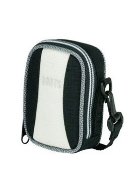 Roots Sling Compact Pouch - Black/Tan