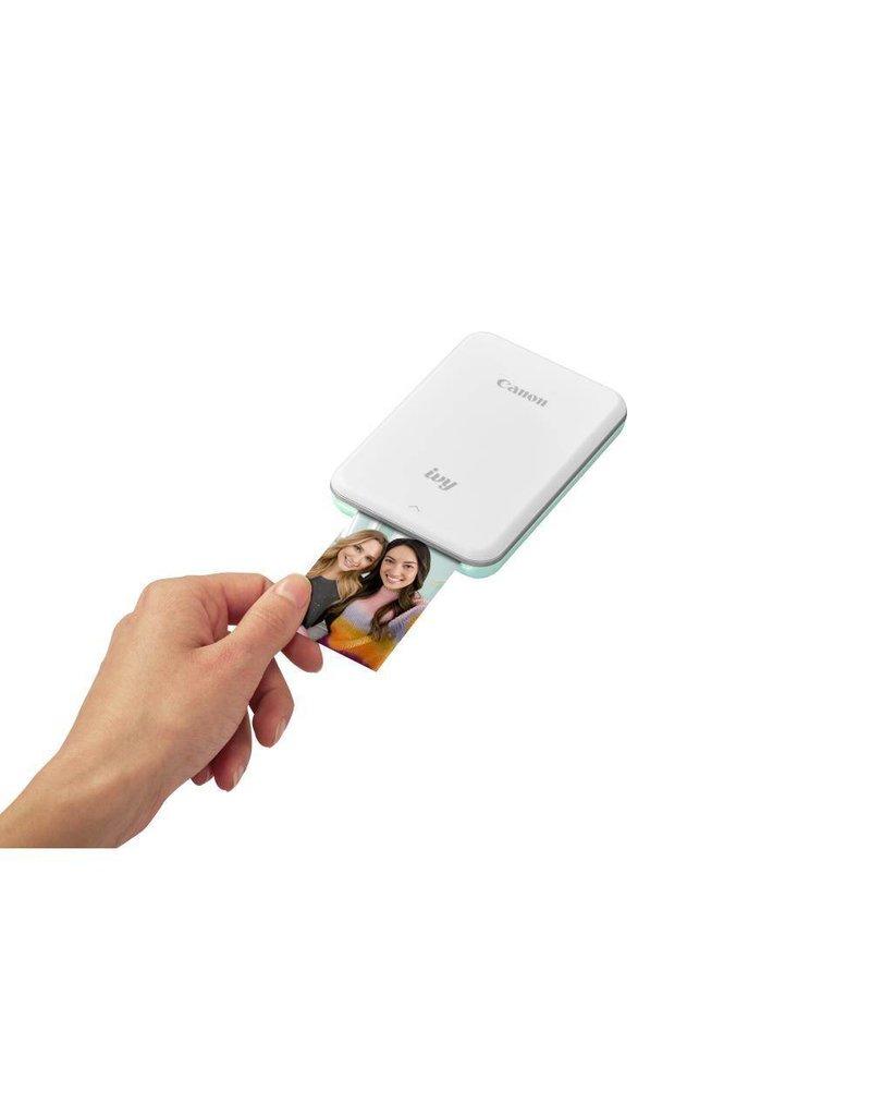 Canon IVY Mini Mobile Photo Printer - Mint Green