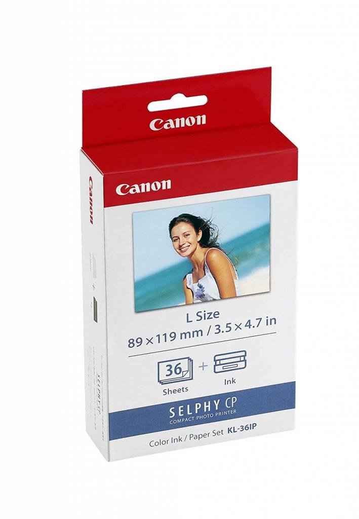 Canon INK CASSETTE/PAPER SET KL-36IP