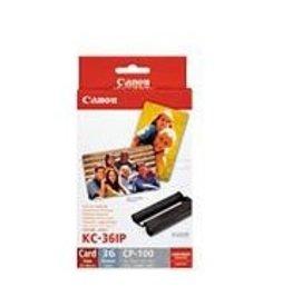 Canon Papier de couleur d'encre KC36IP