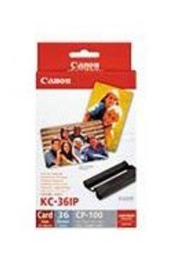 Canon COLOUR INK/PAPER SET KC36IP