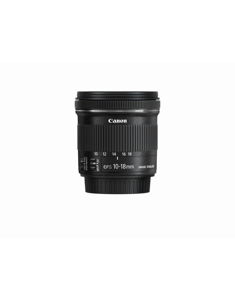 Canon EF 50mm f/1.8 STM + EF-S10-18 STM Kit