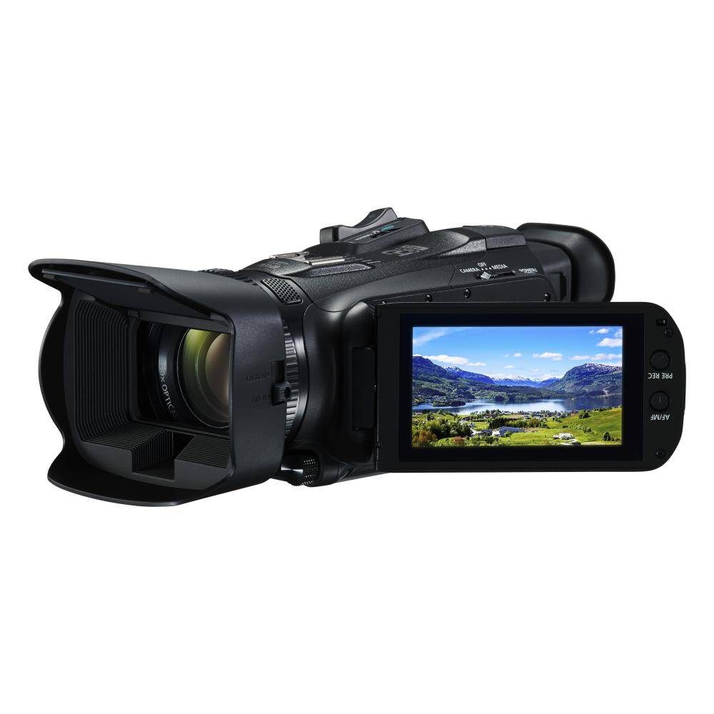 Canon HFG21 CAMCORDER  20x Optical Zoom  DIGIC DV4 Image Processor     Wide Zoom Lens (26.8mm) 35mm equivalent