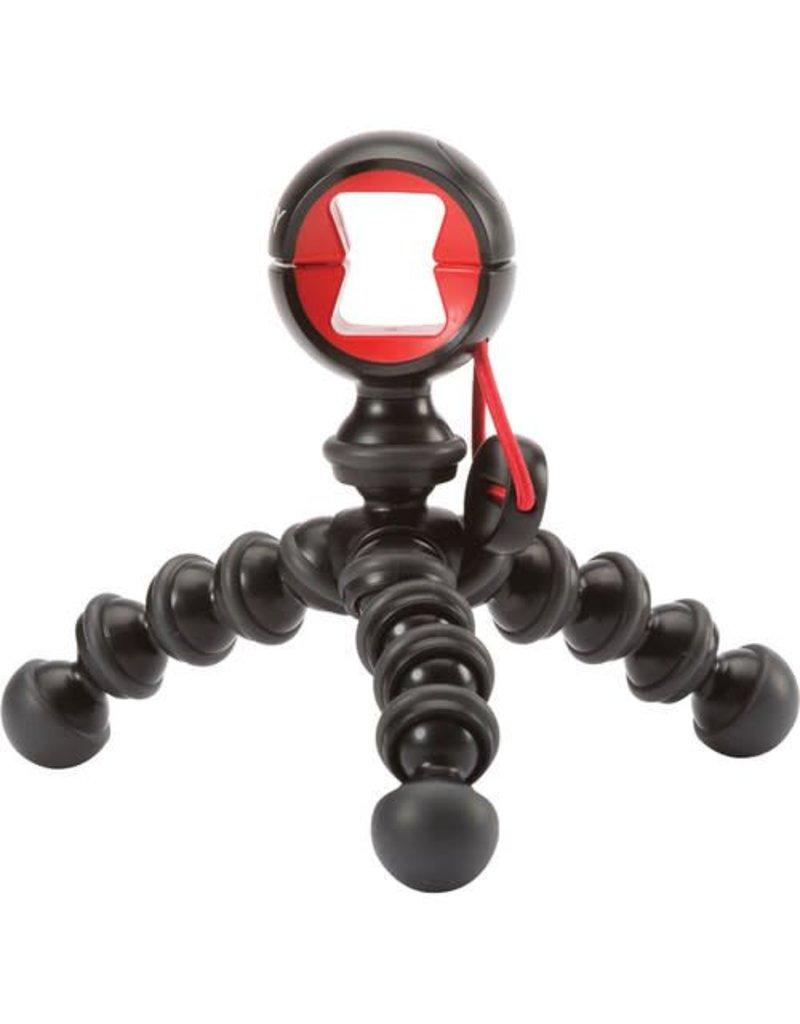 Joby MPod Mini Stand for Smartphones - Black/Red