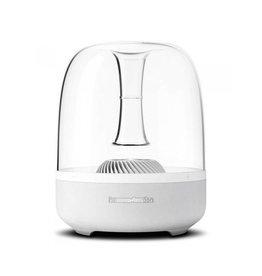 Harman Kardon Aura Plus BT Speaker System White/Clear