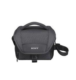 Sony LCS-U11 - Étui de transport souple pour caméscope-Noir
