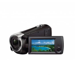 Sony HDR CX-405B Caméscope Handycam CX405 avec capteur CMOS Exmor R