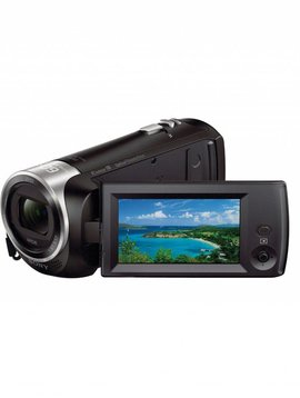 Sony HDR CX-405B Camcorder Black