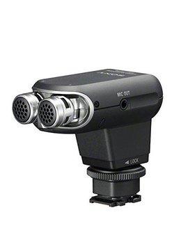 Sony ECMXYST1M Microphone stéréo pour connecteur d'interface multiple-Noir