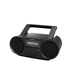 Sony ZS-RS60BT  Boombox CD avec Bluetooth