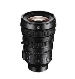 Sony SELP18110G - Zoom objectif - 18 mm - 110 mm - f/4.0 PZ G OSS - Sony E-mount