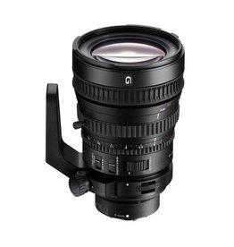 Sony SELP28135G - Zoom lens - 28 mm - 135 mm - f/4.0 PZ G OSS - Sony E-mount