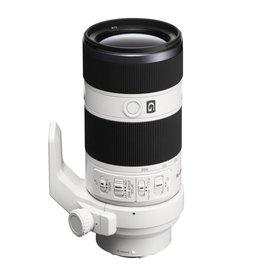 Sony SEL70200G - Telephoto zoom lens - 70 mm - 200 mm - f/4.0 G OSS - Sony E-mount