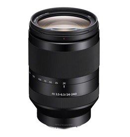 Sony SEL24240 - Zoom lens - 24 mm - 240 mm - f/3.5-6.3 FE OSS - Sony E-mount