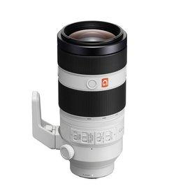 Sony SEL100400GM - Telephoto zoom lens - 100 mm - 400 mm - f/4.5-5.6 FE GM OSS - Sony E-mount