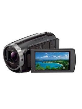 Sony HDR-CX675 HD Handycam 32GB Camcorder with Exmor R CMOS sensor