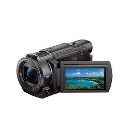 Sony FDR-AX33 4K HD Handycam Camcorder with Exmor R CMOS sensor