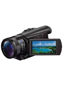 Sony FDR-AX100 Caméscope expert 4K Handycam