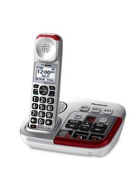 Panasonic KX-TGM490S - Amplified cordless phone