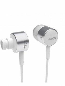 AKG intra-auriculaire haute performance avec 3 boutonTélécommande -Blanc